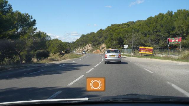tests gratuits du code de la route voyant lumineux orange. Black Bedroom Furniture Sets. Home Design Ideas
